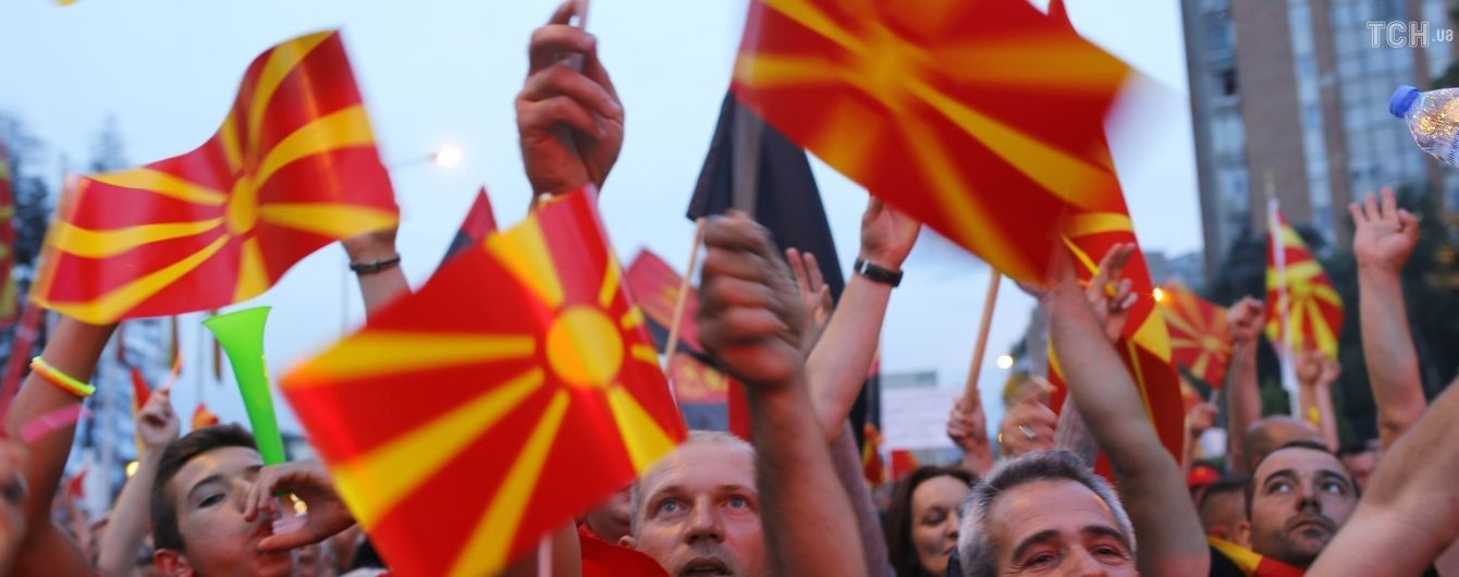 НАТО почало офіційні перемовини з Македонією щодо вступу до Альянсу