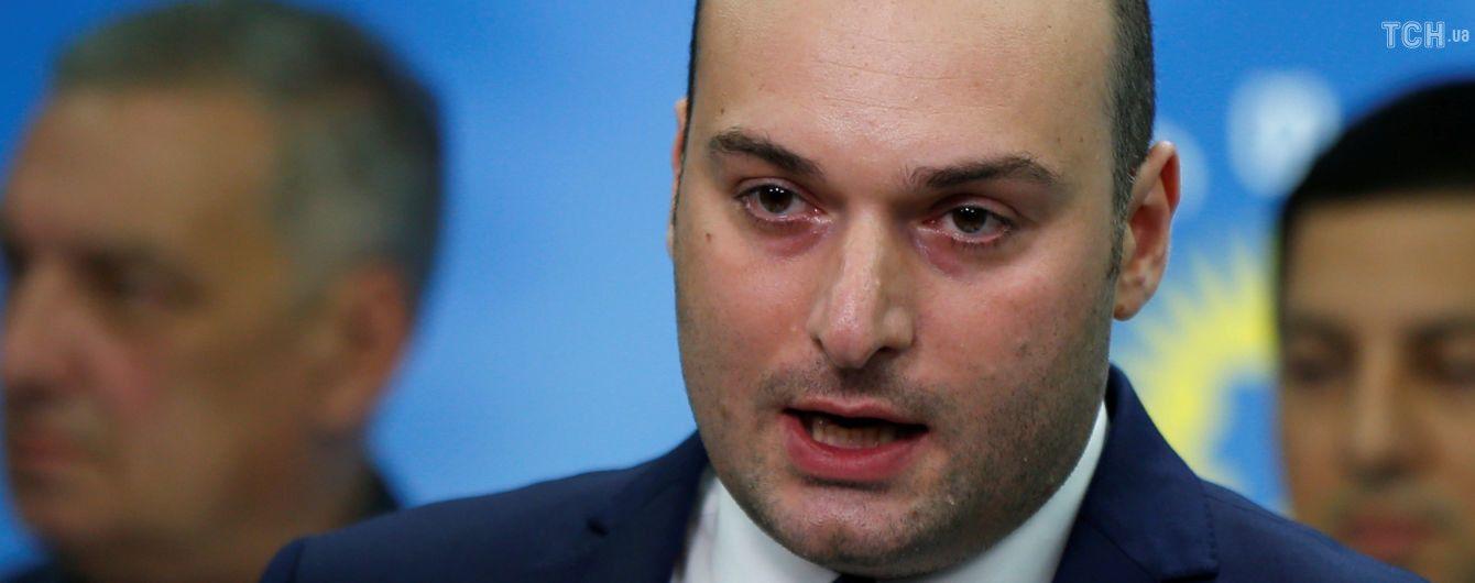 Парламент Грузии утвердил нового премьер-министра