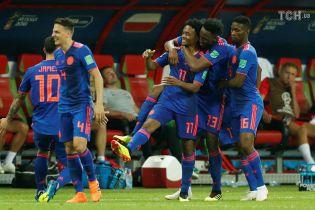 Колумбия разгромила Польшу и лишила ее шансов на выход в плей-офф ЧМ-2018