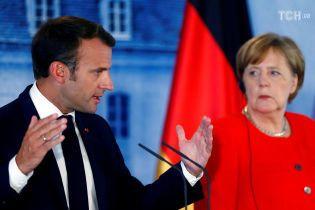 У РФ відреагували на вимогу Меркель та Макрона звільнити українських моряків