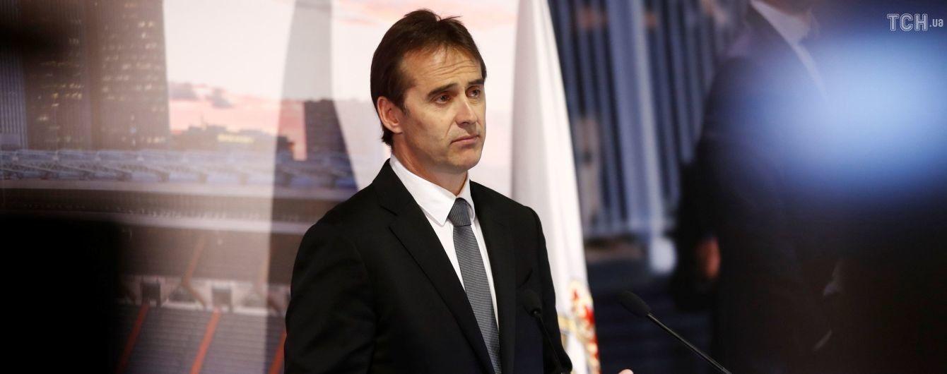 """Тренер """"Реала"""" раскритиковал идею провести матч """"Барселоны"""" в США"""