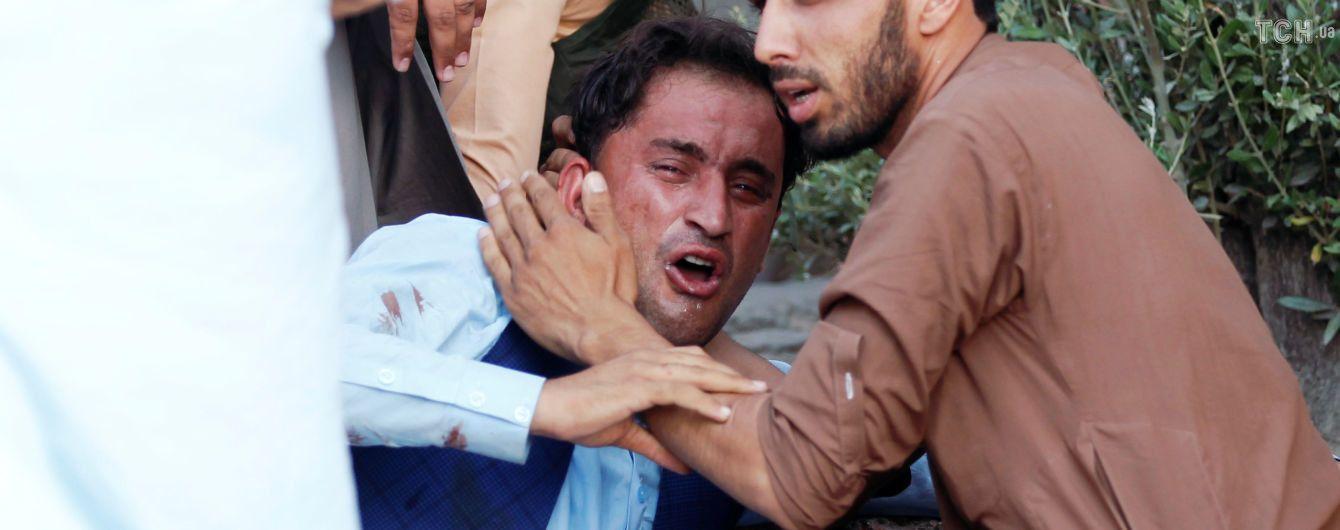 """""""Исламское государство"""" взяло на себя ответственность за взрыв в Афганистане"""