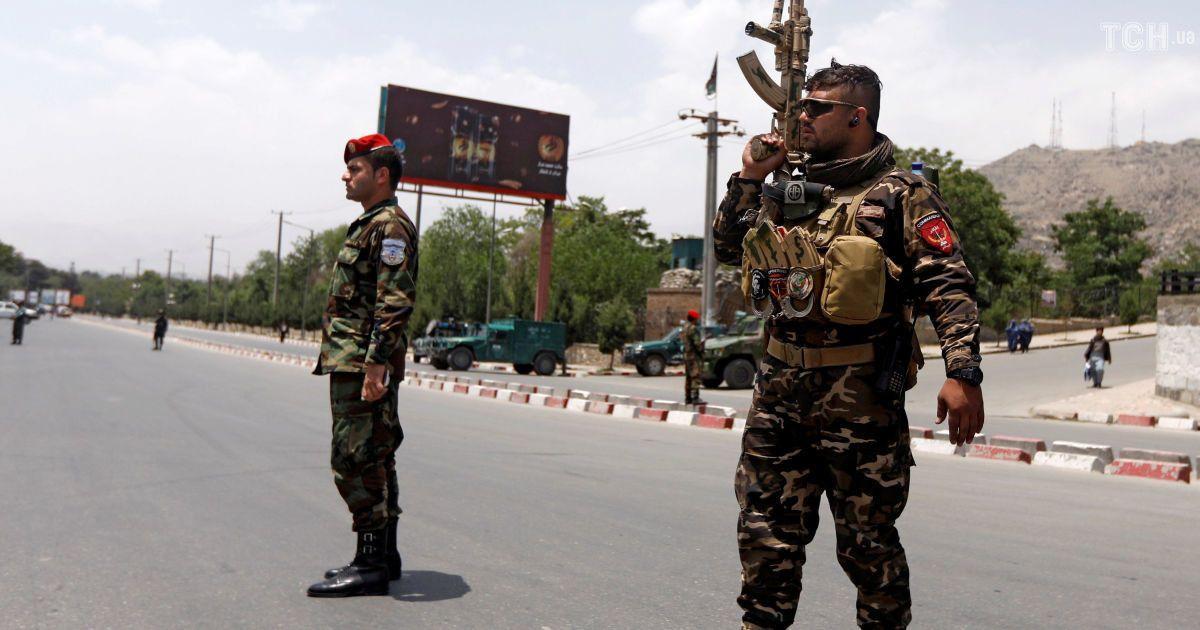 """В Афганістані вбили найбільш розшукуваного ватажка пакистанського """"Талібану"""""""
