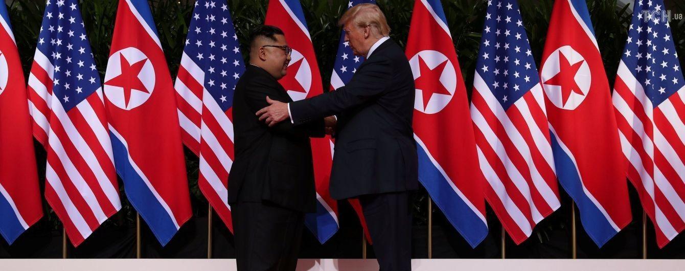 Трамп заявил о подготовке второй встречи с Ким Чен Ыном