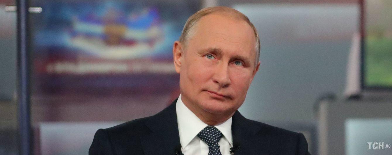 Путин ответил на вопрос о возможности третьей мировой войны