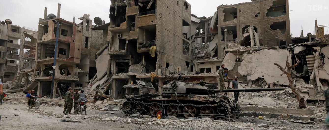 Німеччина може вдарити по Сирії - ЗМІ
