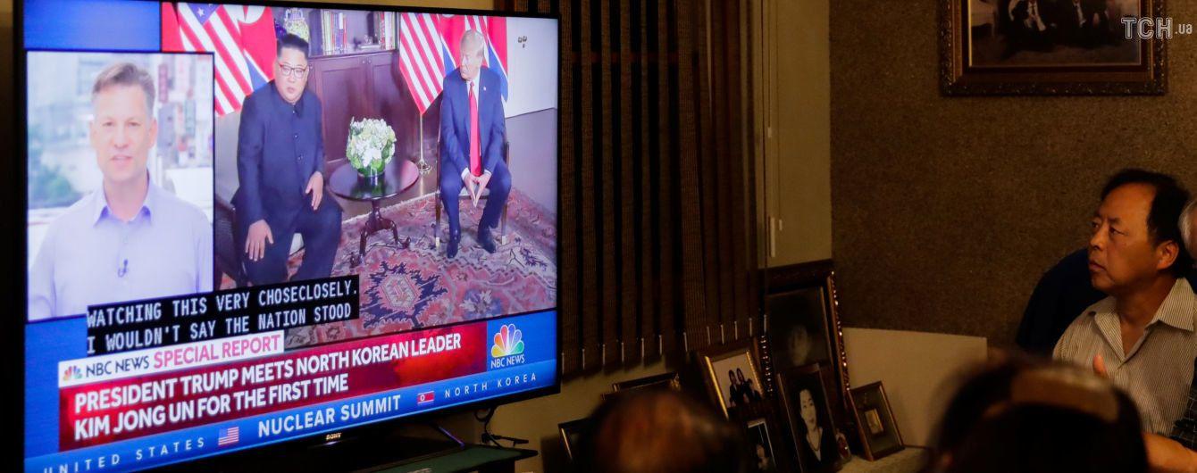 Ким Чен Ын объединил денуклеаризацию с прекращением враждебных действий США