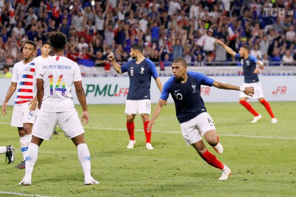 Франція - США