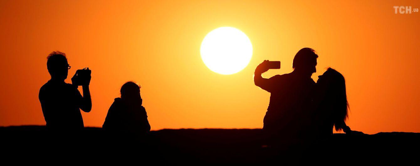 Синоптики обіцяють спеку до 36 градусів та короткочасні грозові дощі. Прогноз погоди на 19-23 червня