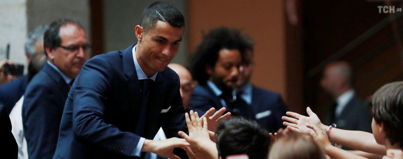 """Роналду готовий продовжити виступи за """"Реал"""", його умова - 80 мільйонів євро на рік - СdS"""