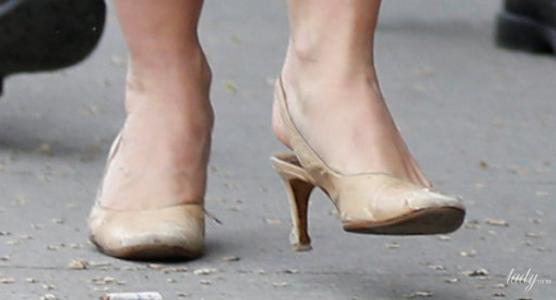 Туфли министра иностранных дел Канады Христи Фриланд