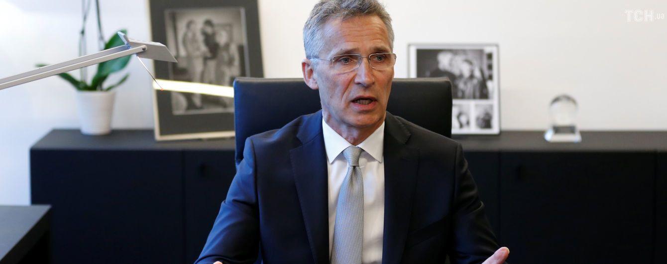 Столтенберг сообщил, какая страна станет следующим членом НАТО