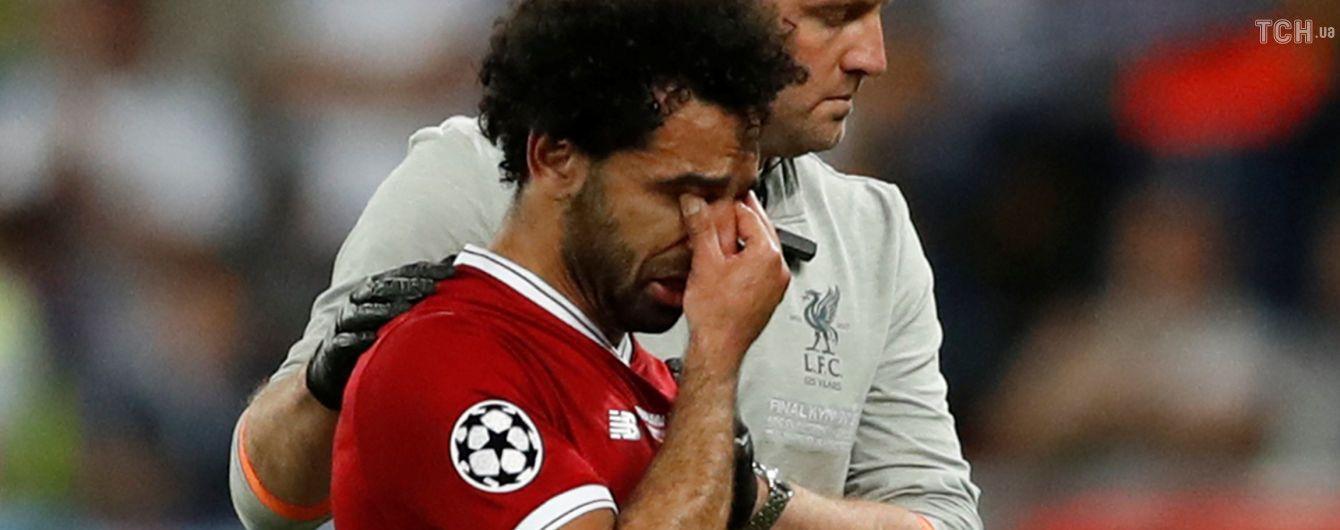 """Лидер """"Ливерпуля"""" получил серьезную травму"""