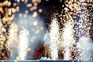 """Как на """"Олимпийском"""" отгремела фантастическая церемония открытия Лиги чемпионов"""