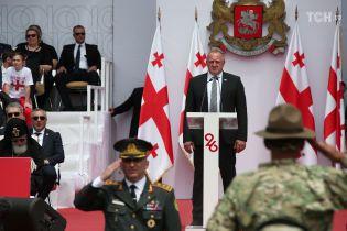 Грузія оголосила про розрив дипломатичних відносин із Сирією
