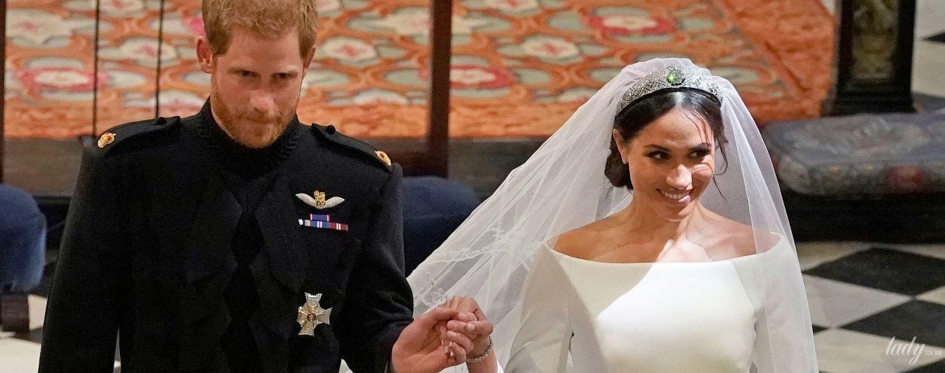 751c62a4d4e Сравниваем образы  эскиз свадебного платья Меган Маркл vs наряд герцогини  Кембриджской