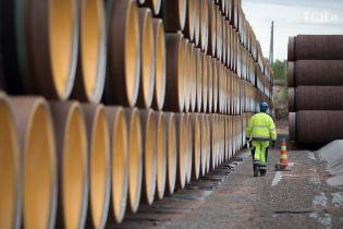 США продовжать співпрацю з Україною, щоб зупинити будівництво російських газопроводів