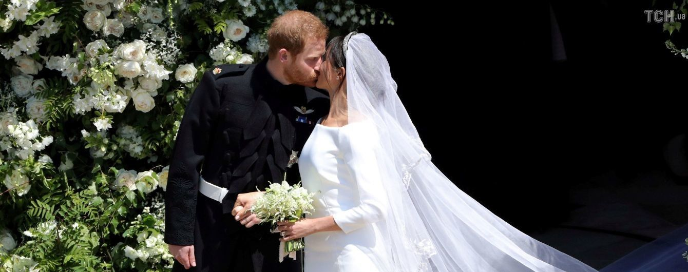 З весільної сукні Меган Маркл зробили музейний експонат