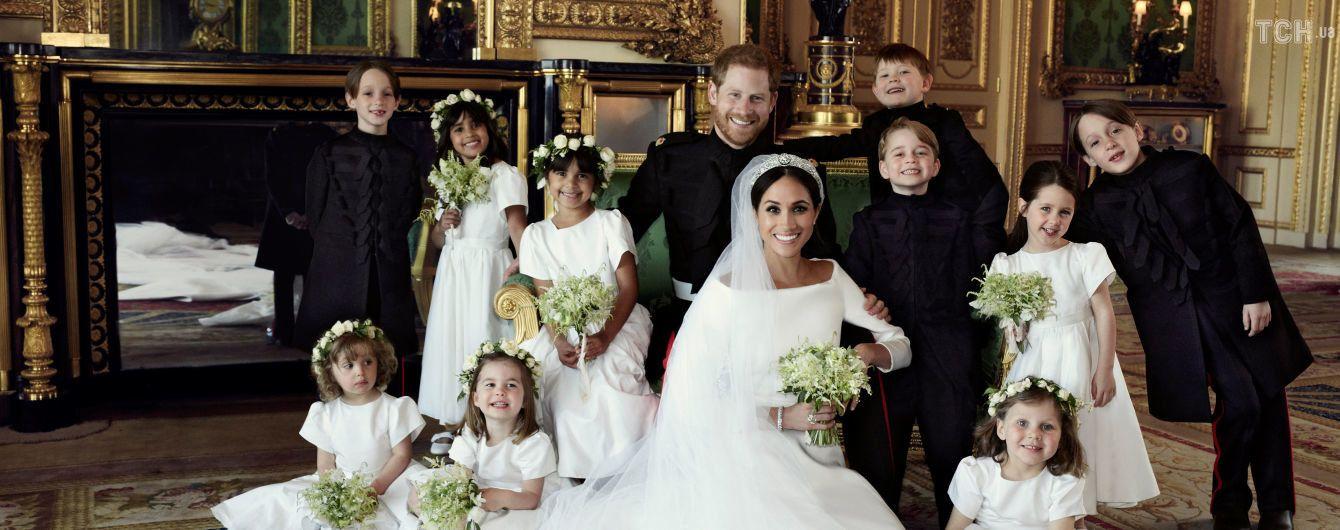 Автор весільних світлин принца Гаррі та Меган розповів, у яких екстремальних умовах їх робив