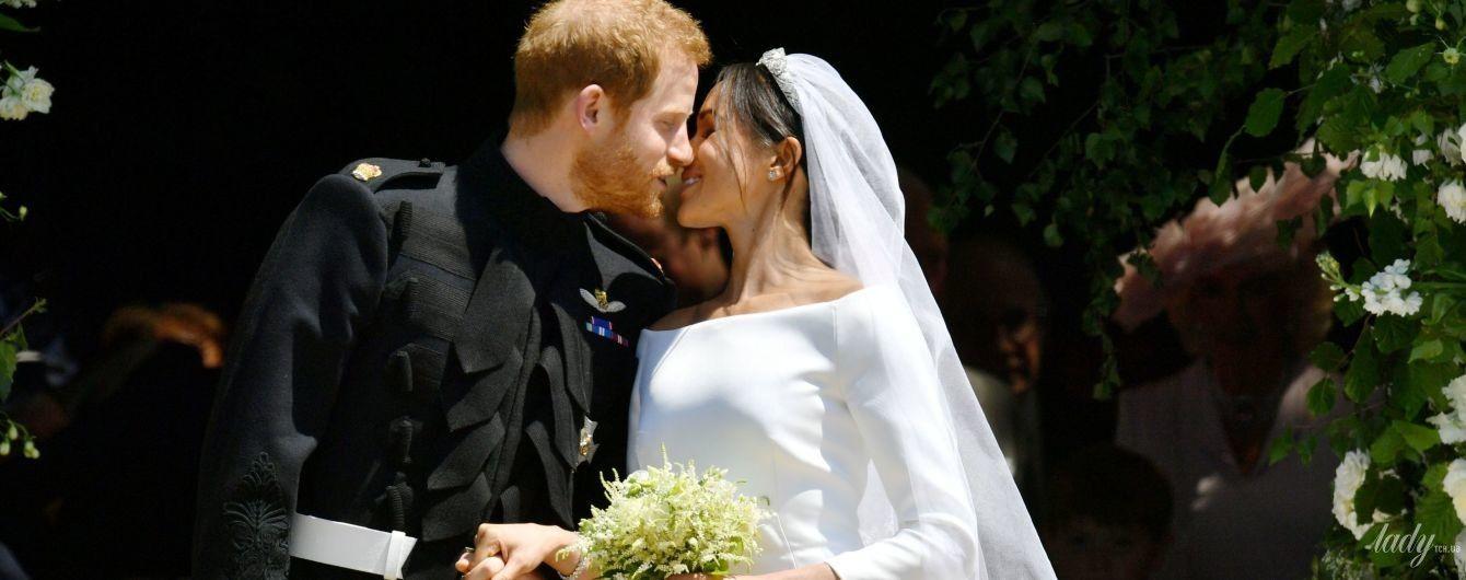 Красивая Меган, слезы Гарри и поцелуй на публике: как прошла королевская свадьба в Виндзоре