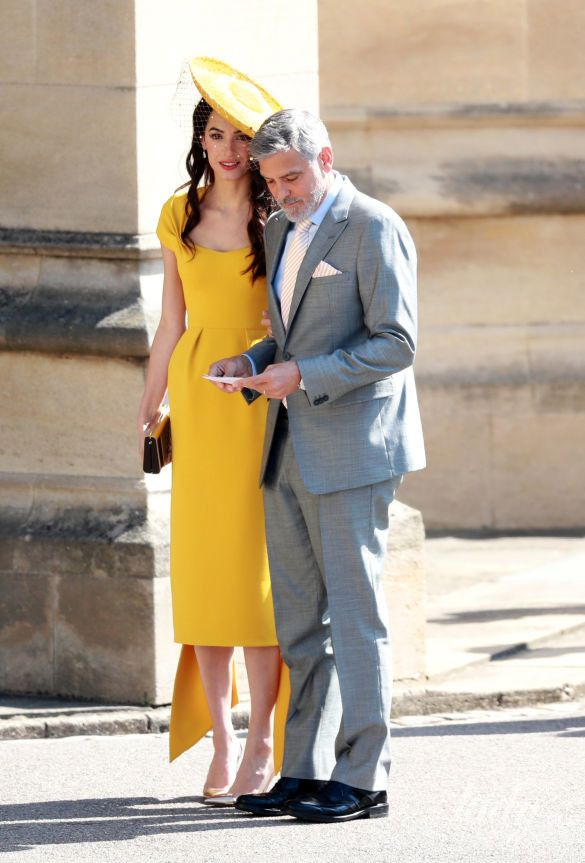 Амаль и Джордж Клуни_1