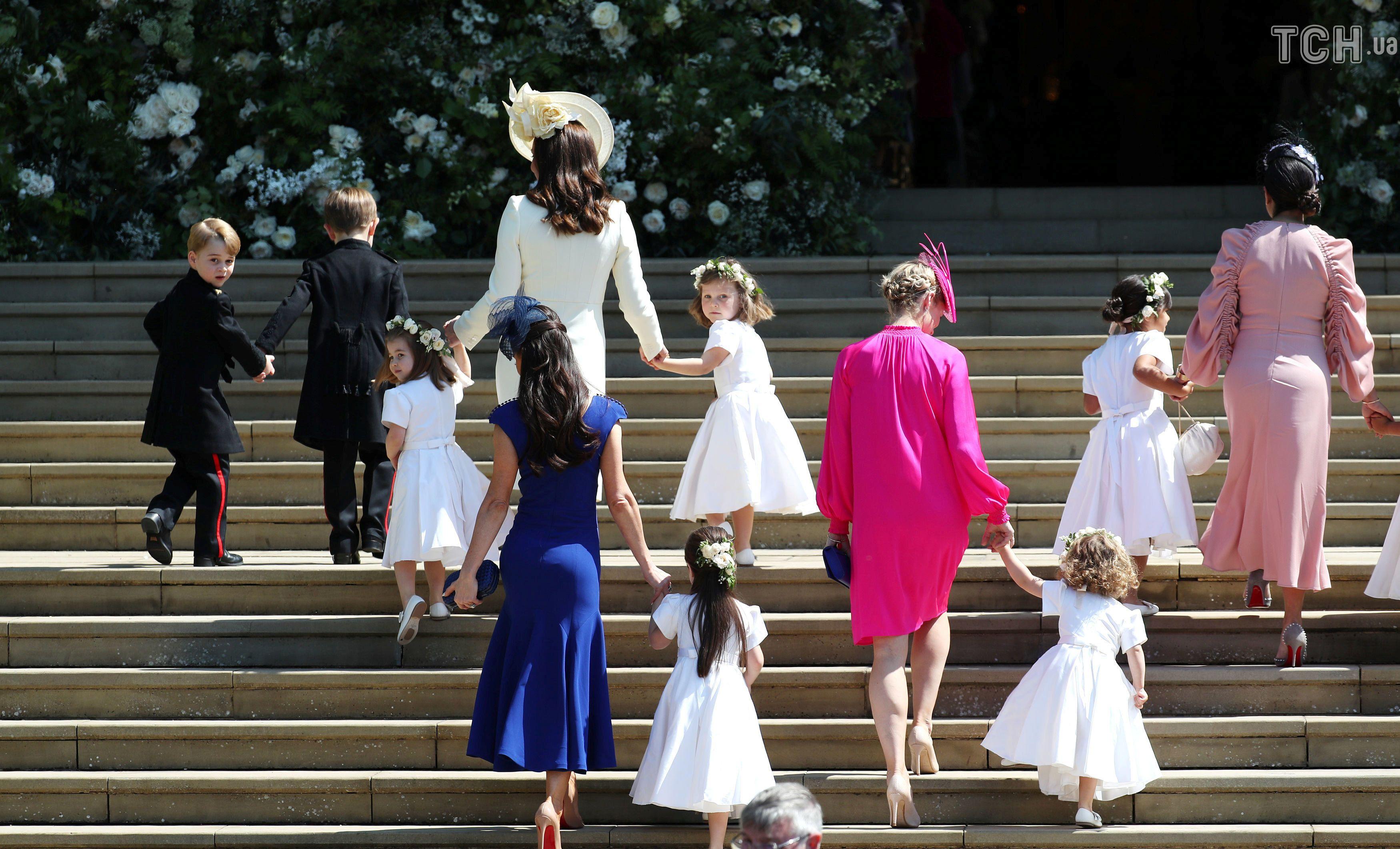 Кейт Міддлтон на весіллі Гаррі_1