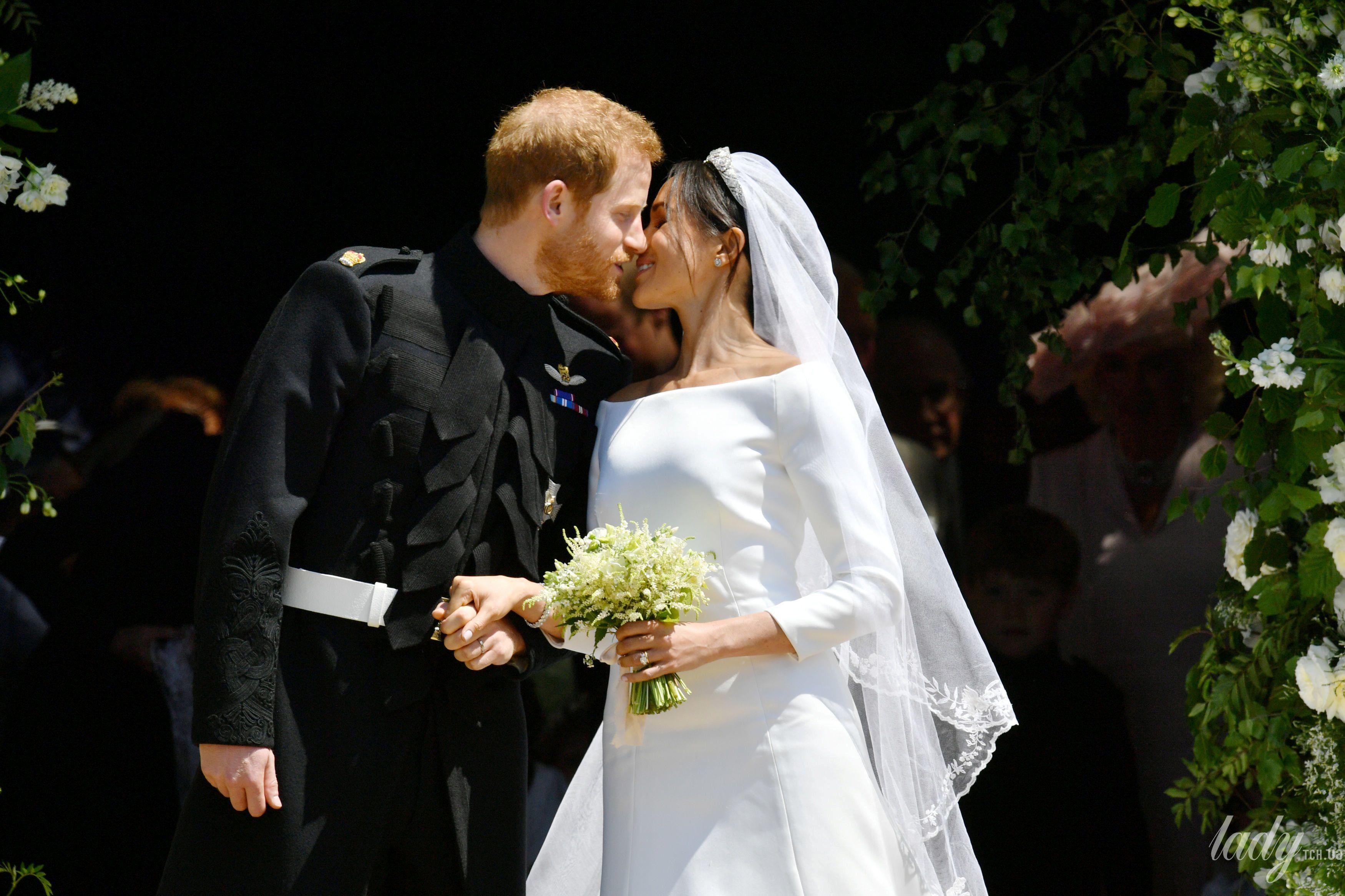 Свадьба принца Гарри и Меган Маркл_7
