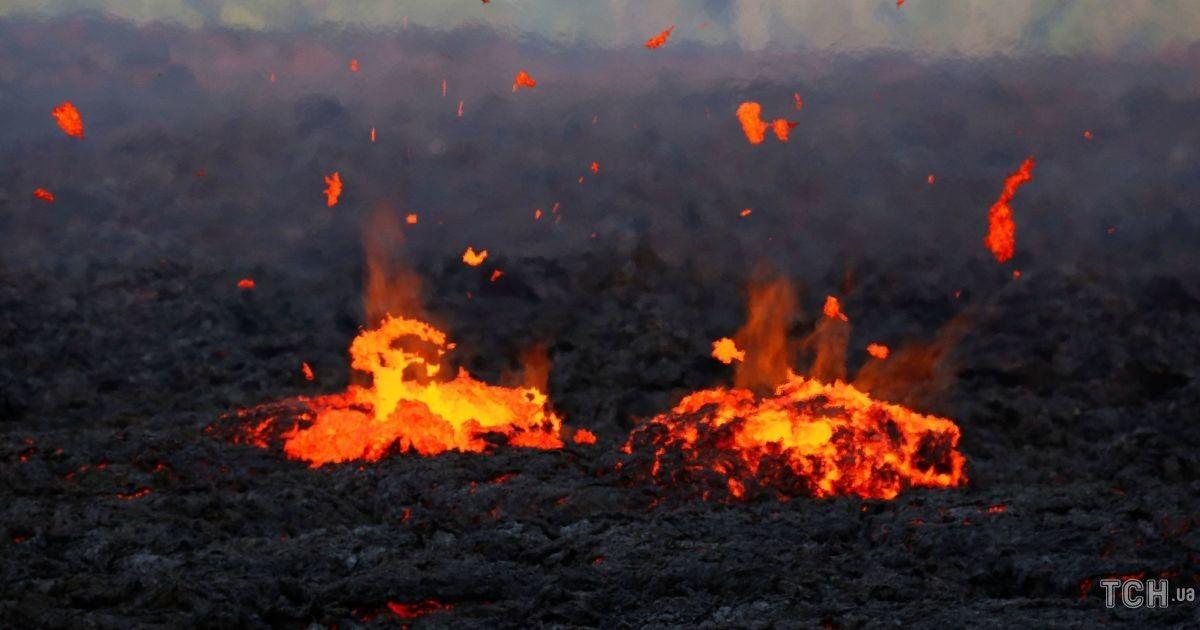 Виверження вулкана