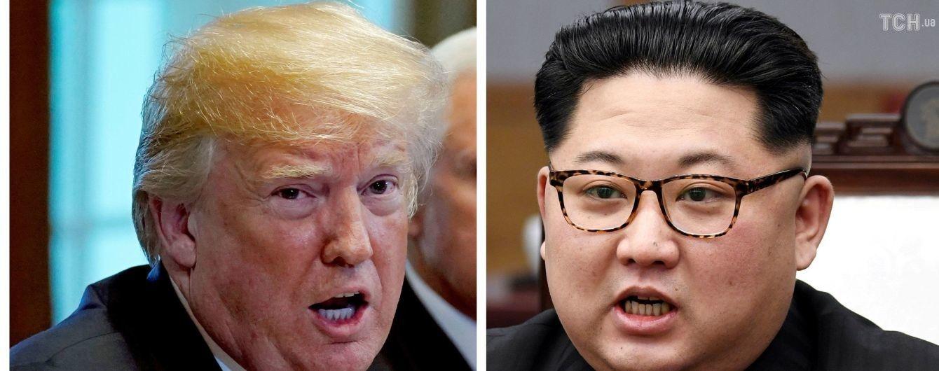 Трамп скасував історичний саміт з Кім Чен Ином