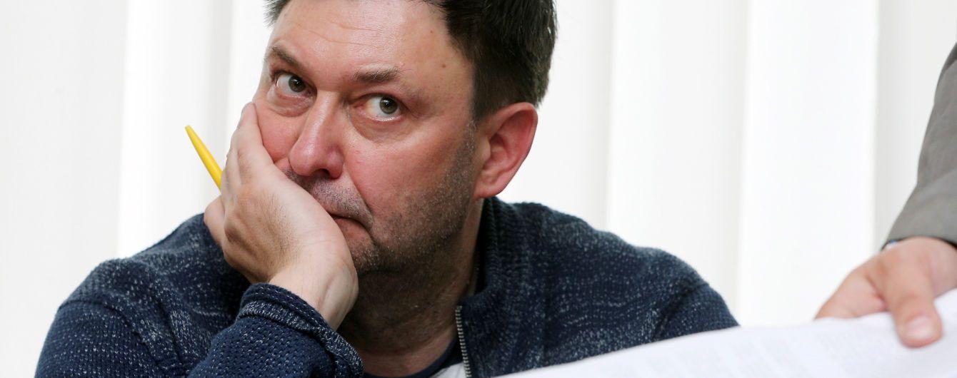 "Руководителю ""РИА Новости Украина"" продлили арест"