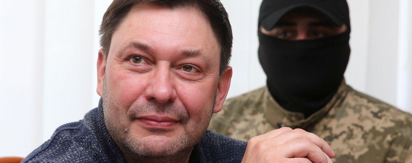 Вышинский отказался от паспорта Украины и обратился к Путину