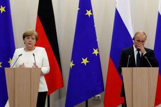 Після гуляння на весіллі Путін поїде до Меркель. Чого очікувати від зустрічі