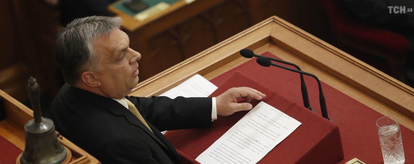 Премьер Венгрии заявил о невозможности каких-либо договоренностей с действующей властью Украины