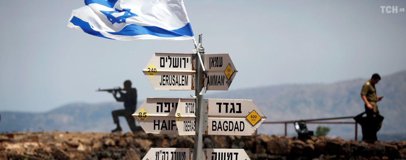 Ізраїль завдав удару по сектору Гази