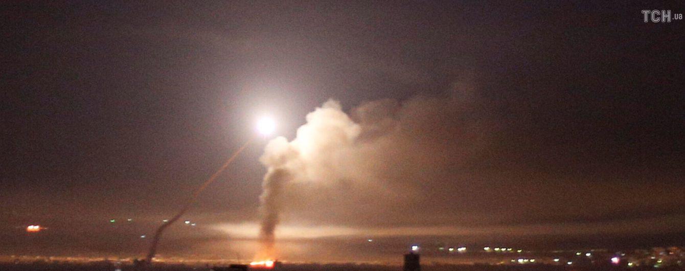 """ВПС Ізраїлю опублікували відео знищення сирійського """"Панциря-С1"""", поставленого Росією"""