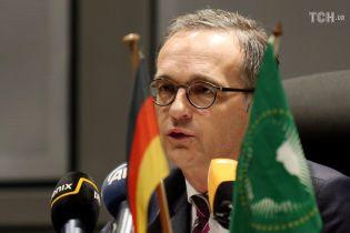 """Голова МЗС Німеччини прогнозує складні переговори """"нормандської четвірки"""" у Берліні"""