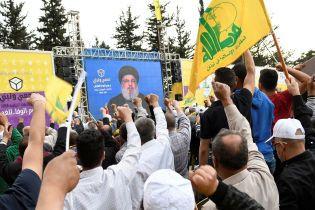 """Терористична організація """"Хезболла"""" перемагає на парламентських виборах у Лівані"""