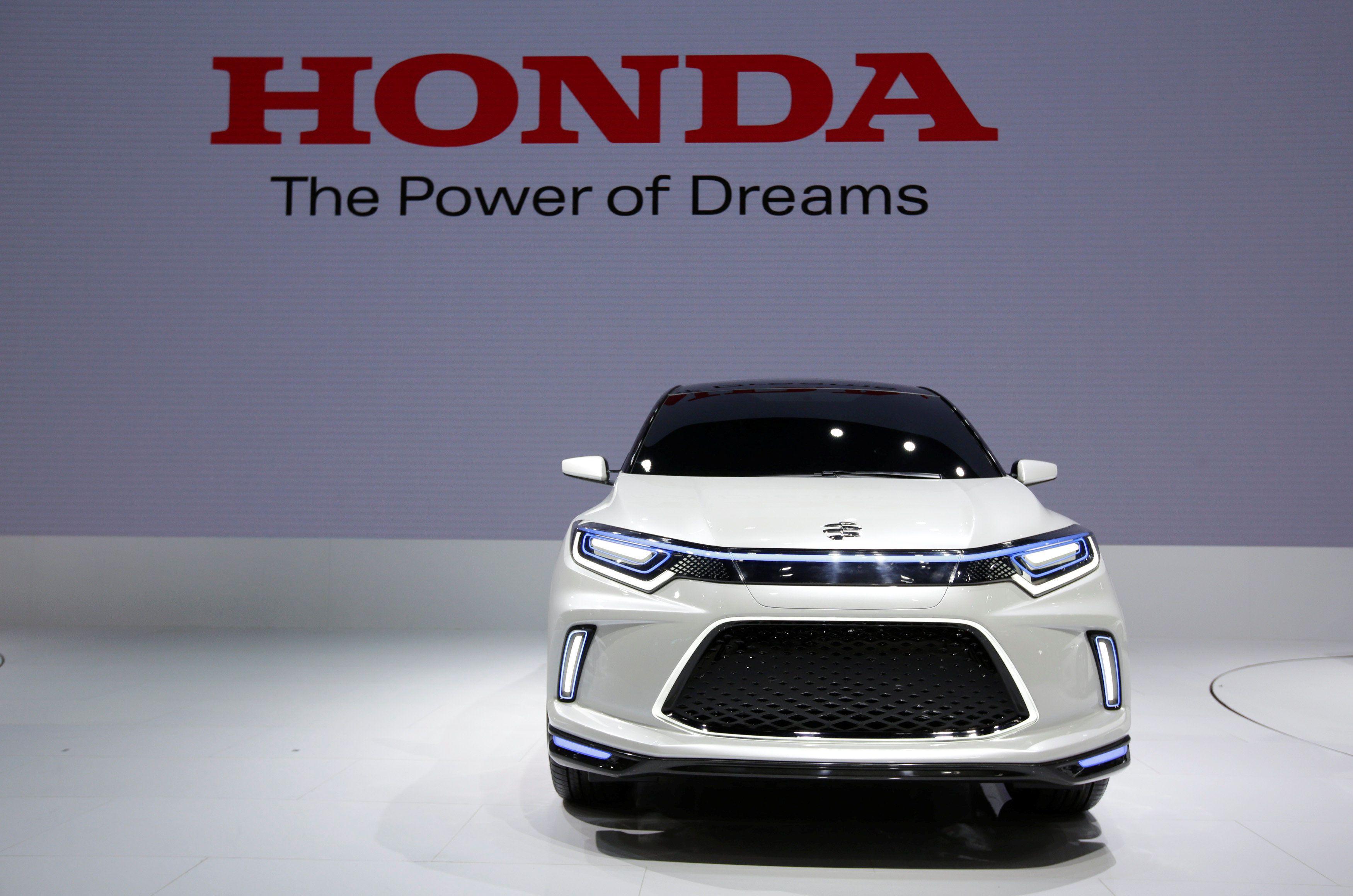 Honda Li Nian EV, концепт-кар, автосалон, Пекин