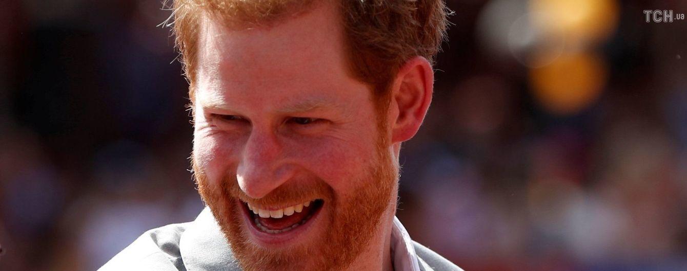 Принц Гаррі визначився з майбутнім свідком на весілля
