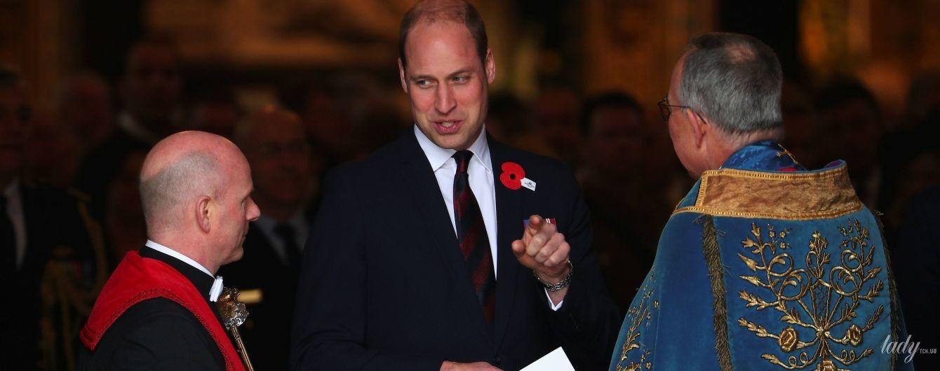 """""""Он спит, и это прекрасно"""": принц Уильям рассказал о жизни с новорожденным сыном"""