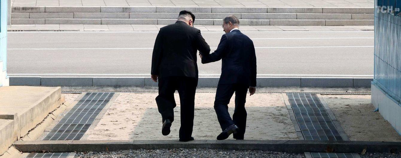 """""""На полуострове больше нет войны"""". В Южной Корее заявили о примирении с КНДР"""