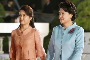 Историческая встреча: жены лидеров Южной и Северной Корей продемонстрировали эффектные образы