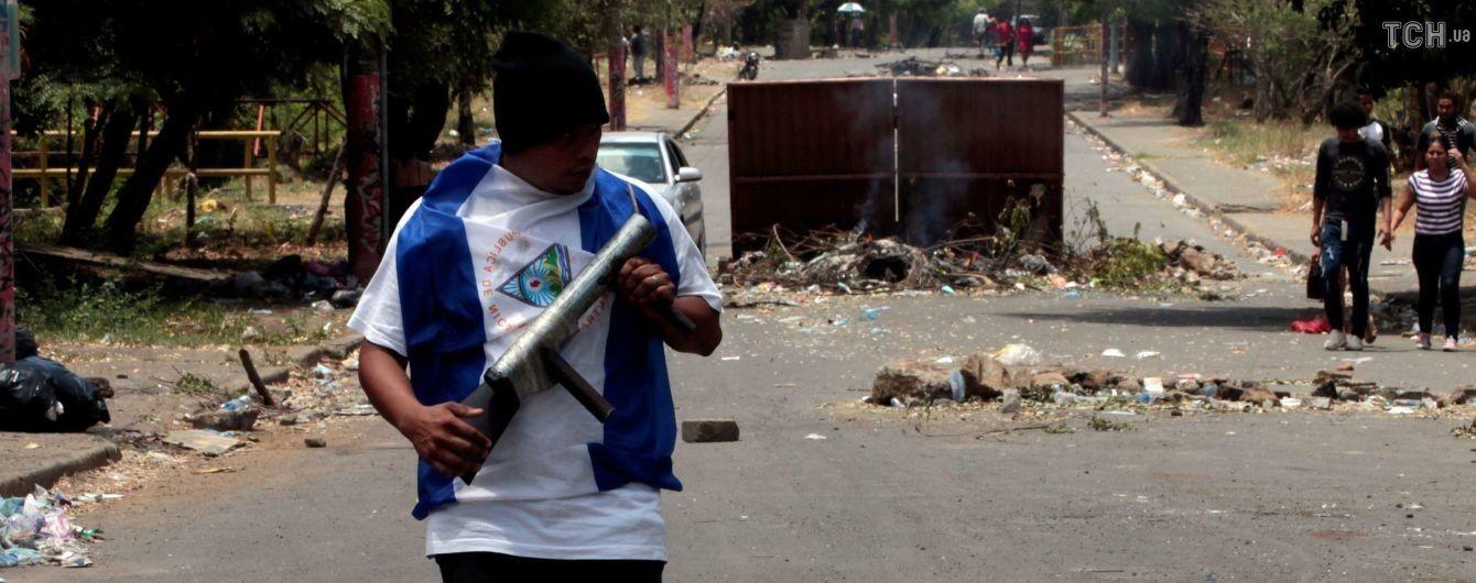 У Нікарагуа кількість загиблих унаслідок протестів зросла до 34 осіб
