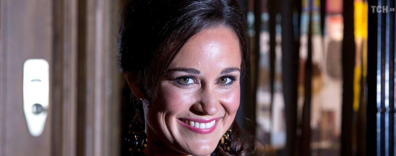 Младшая сестра Кейт Миддлтон беременна первенцем – СМИ