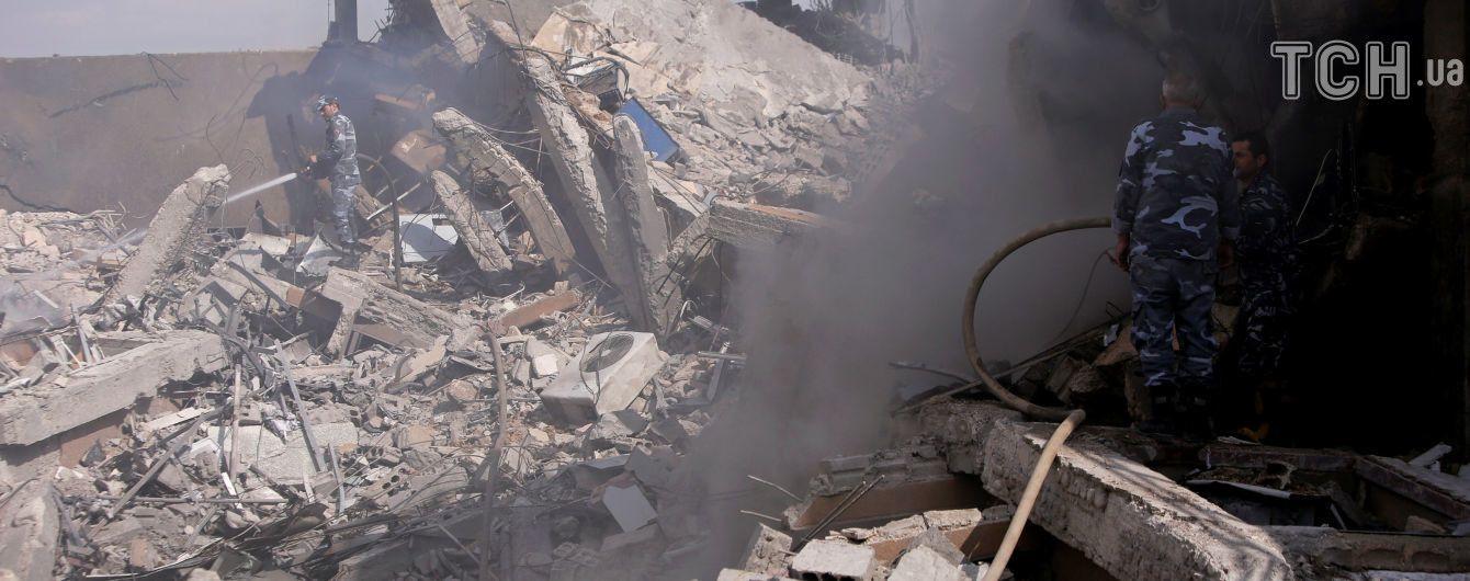 Інспектори ОЗХЗ розпочали розслідування хімічної атаки, через яку Захід бомбардував Сирію
