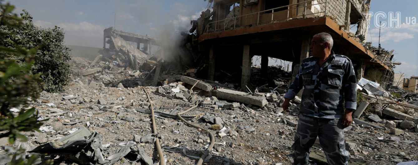 Армия Асада договорилась о капитуляции с антиправительственными силами на юге Сирии
