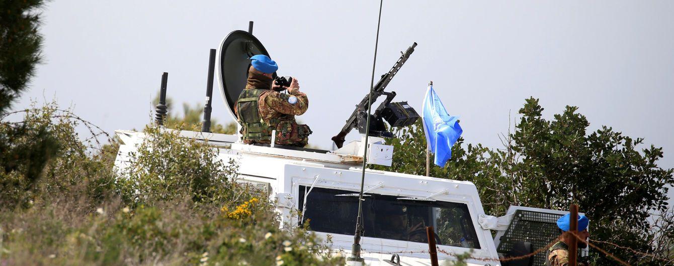 В правительстве показали модель проведения миротворческой миссии ООН на Донбассе