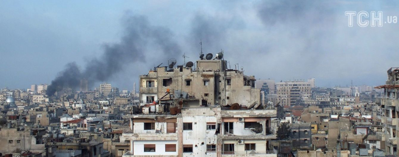 Украина выразила поддержку США и союзникам относительно ударов в Сирии