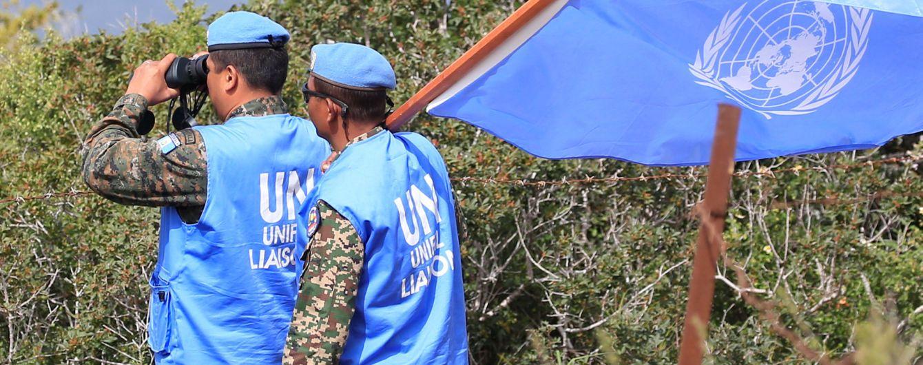 Захарченко пригрозил расстреливать миротворцев ООН, если их размещение не согласуют с боевиками