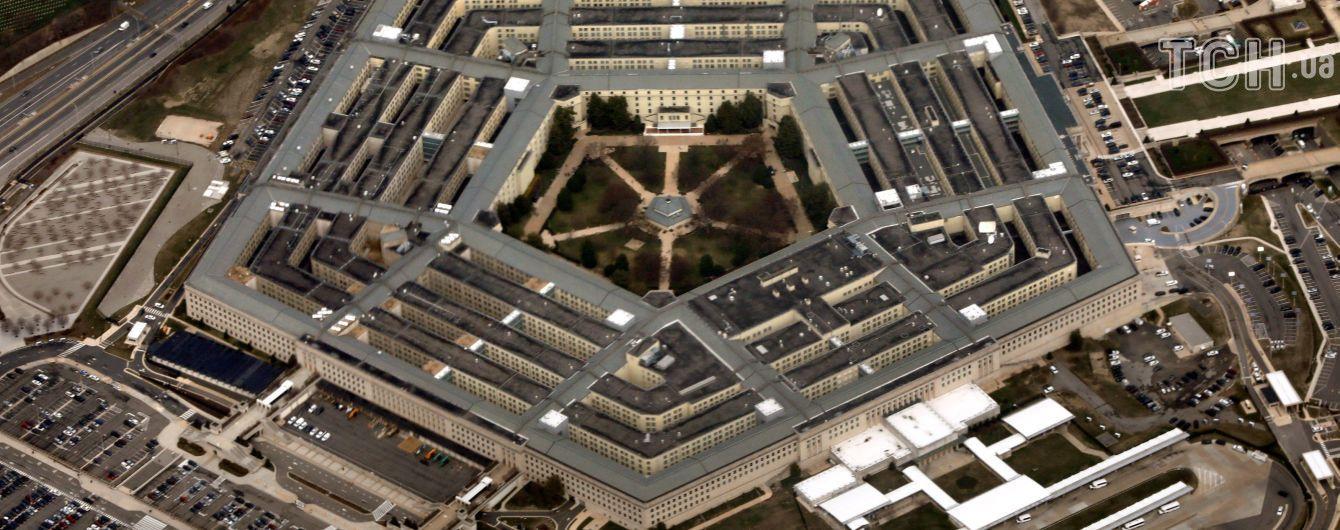 У Пентагоні відхрестились від звинувачень РФ у використанні фосфорних бомб у Сирії
